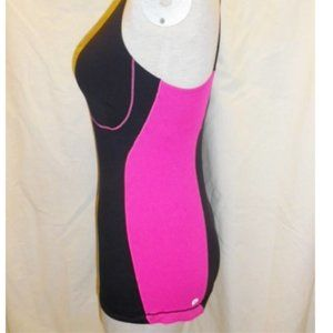 Lululemon cross back tank with built in bra 6